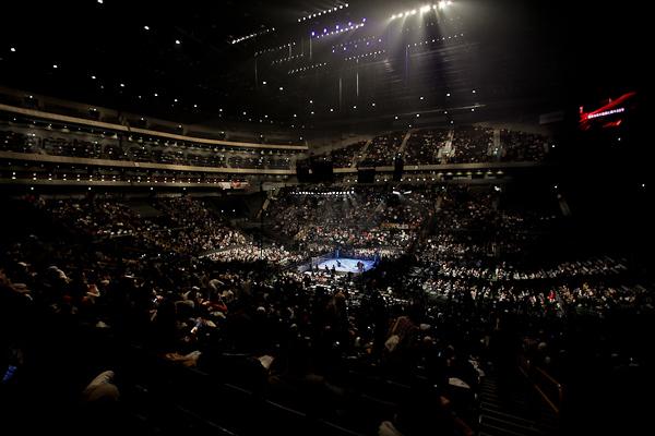 Ufc Plans March 3 Return To Saitama Super Arena In Japan