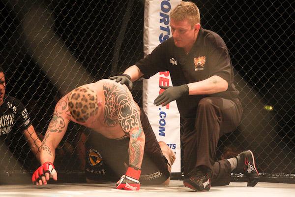 Mark Tucker MMA Stats, Pictures, News, Videos, Biography - Sherdog com