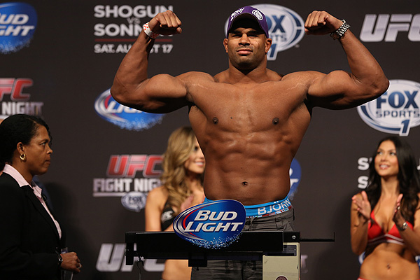 Heavyweights Alistair Overeem Frank Mir To Clash At Ufc 167