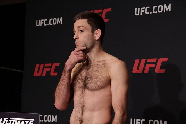 """Ryan """"The Wizard"""" Hall MMA Stats, Pictures, News, Videos, Biography -  Sherdog.com"""