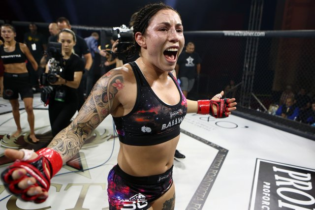 Mallory Martin MMA Stats, Pictures, News, Videos, Biography