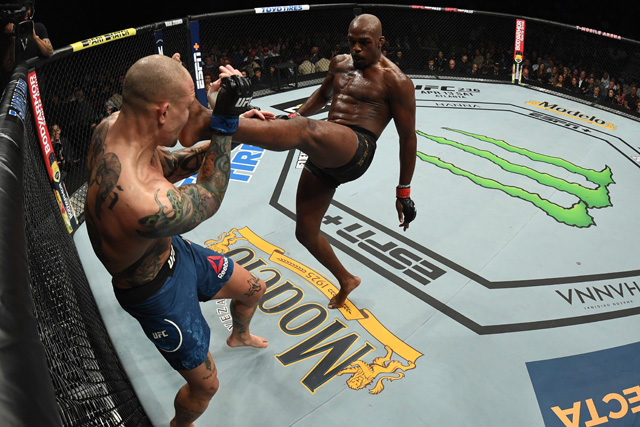 Beating the Books: UFC 235