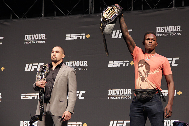 Preview: UFC Fight Night 'Whit...